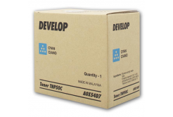 Develop original toner A0X54D7, cyan, 5000 pages, TNP-50C, Develop Ineo +3100P