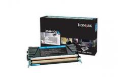 Lexmark X748H1CG cyan original toner