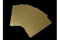 Zebra 104523-133 Premier card, gold