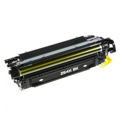 HP 646X CE264X black compatible toner