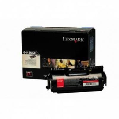 Lexmark 64436XE black original toner