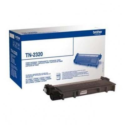 Brother TN-2320 black original toner