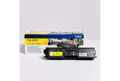 Brother TN-329Y yellow original toner