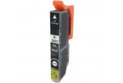 Epson T2431 XL black compatible inkjet cartridge