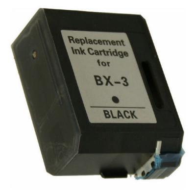Canon BX-3 black compatible inkjet cartridge