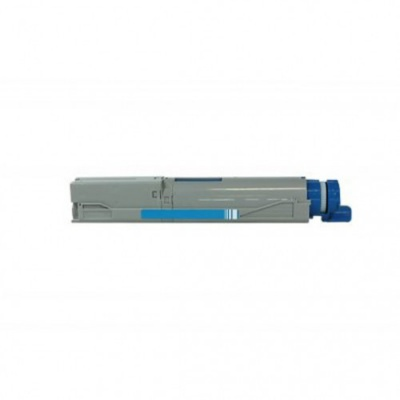 OKI 43459331 cyan compatible toner