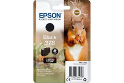 Epson original ink cartridge C13T37814010, black, 5.5ml, Epson Expression Photo XP-8500, XP-8505, HD XP-15000
