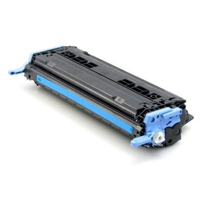 HP 124A Q6001A cyan compatible toner