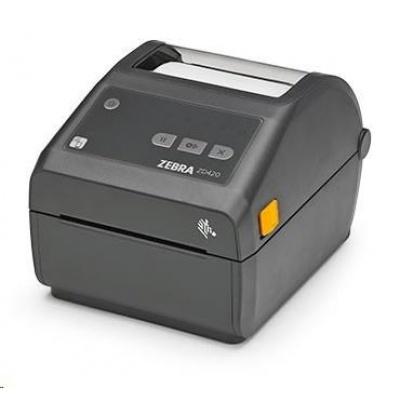 Zebra DT tiskárna labels ZD420, 300 dpi, USB, USB Host, Modular Connectivity Slot
