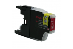 Brother LC-1240 / LC-1280 magenta compatible inkjet cartridge