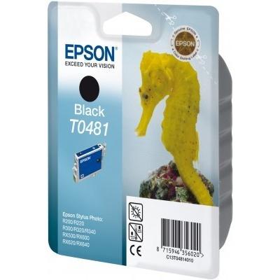 Epson C13T048140 black original ink cartridge