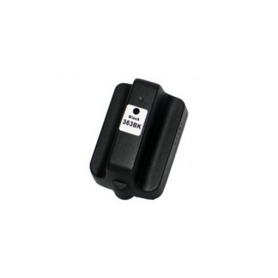 HP 363 C8719E black compatible inkjet cartridge