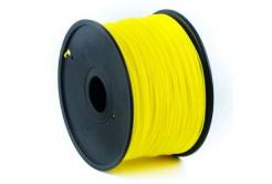 GEMBIRD Tisková struna (filament) ABS, 1,75mm, 1kg, yellow