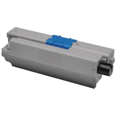 OKI 44973535 cyan compatible toner