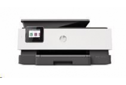 HP All-in-One Officejet Pro 8022e HP+ (A4, 20 ppm, USB 2.0, Ethernet, Wi-Fi, Print, Scan, Copy, FAX, Duplex, ADF)