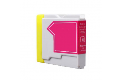 Brother LC-970 / LC-1000M magenta compatible inkjet cartridge