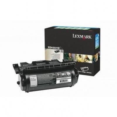 Lexmark X644A11E black original toner