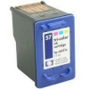 HP 57 C6657A color compatible inkjet cartridge