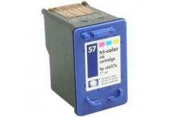 HP 57 C6657A color compatible inkjet cartridge