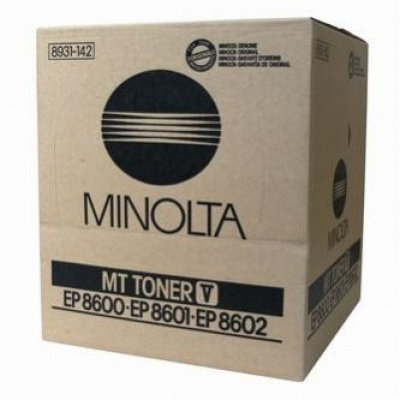 Konica Minolta 1051-0153 black original toner