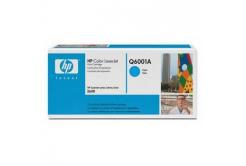 HP 124A Q6001A cyan original toner