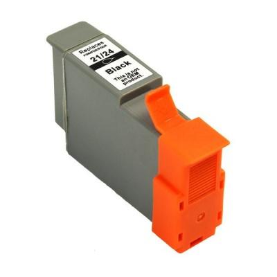 Canon BCI-24Bk / BCI-21Bk black compatible inkjet cartridge