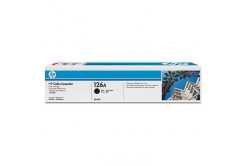 HP 126A CE310A black original toner