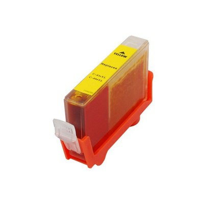 Canon BCI-6Y yellow compatible inkjet cartridge