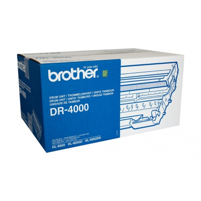 Brother DR-4000 black original drum