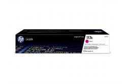HP 117A W2073A magenta original toner