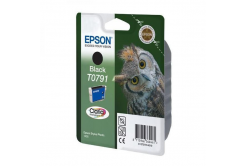 Epson original ink cartridge C13T079140, black, 11,1ml, Epson Stylus Photo 1400