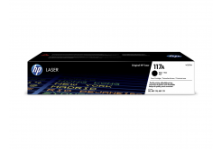 HP 117A W2070A black original toner