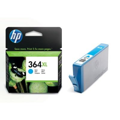 HP 364XL CB323EE cyan original ink cartridge