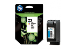 HP 23 C1823D color original ink cartridge