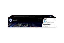 HP 117A W2071A cyan original toner