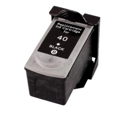Canon PG-40 black compatible inkjet cartridge