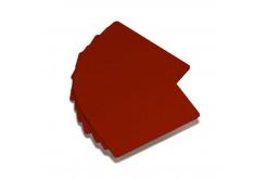 Zebra 104523-130 Premier card, červená