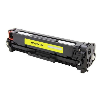 HP 305A CE412A yellow compatible toner