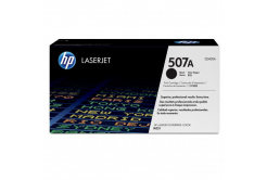 HP 507A CE400A black original toner