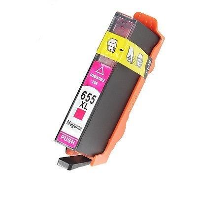 HP 655XL CZ111A magenta compatible inkjet cartridge