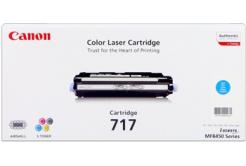 Canon CRG-717 2577B002 cyan original toner