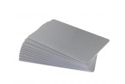 Zebra 104523-132 Premier card, silver