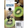Epson original ink cartridge 13T02E14010, 202, black, 1x6.9ml, Epson XP-6000, XP-6005