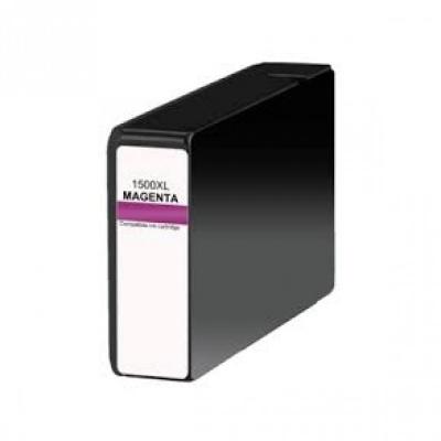 Canon PGI-1500XL magenta compatible inkjet cartridge