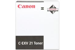 Canon C-EXV21 (0452B002) black original toner