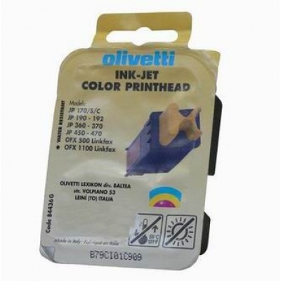 Olivetti 84436 color original ink cartridge