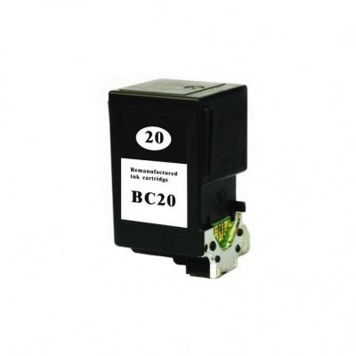 Canon BC-20 black compatible inkjet cartridge