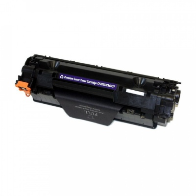 Canon CRG-737 black compatible toner