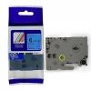 Brother TZ-511 / TZe-511, 6mm x 8m, black / blue, compatible tape