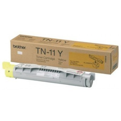 Brother TN-11Y yellow original toner